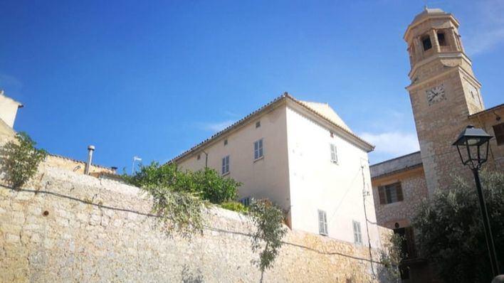 Lloseta pretende comprar el convento de las franciscanas con dinero de la ecotasa