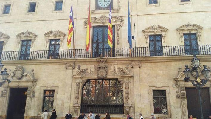 Cort rechaza las acciones de protesta de Arran contra el turismo en s' Arenal