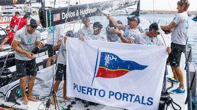 Quantum Racing, vencedor de la Puerto Portals Sailing Week