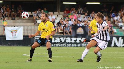 El Baleares empata por la mínima en su estreno contra el Castellón
