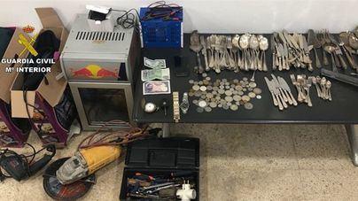 Detenido un hombre como presunto autor de seis robos en domicilios del casco antiguo de Alcúdia