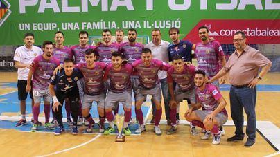 El Palma Futsal se adjudica el Torneo THB Hotels – Baleària (6-2)