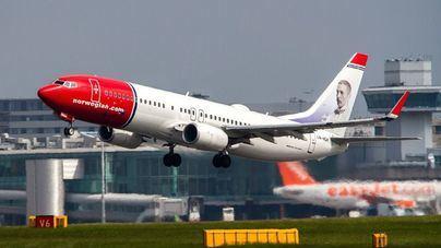 La compañía aérea Norwegian ofertará 75.000 plazas más este invierno llegando a las 364.000
