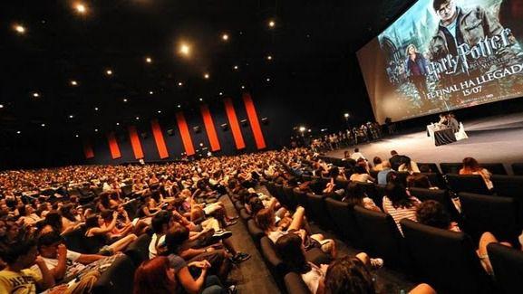 Los baleares, los terceros que más van al cine según datos del 2017