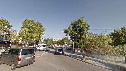 Cortes de tráfico este lunes por el asfaltado del Camí de la Vileta de Palma