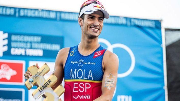 Mario Mola intentará reforzar su liderato en el mundial en Montreal