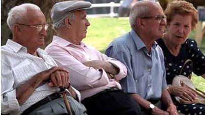Récord de pensionistas en Baleares: ya son 189.000, 17 por cada 100 habitantes