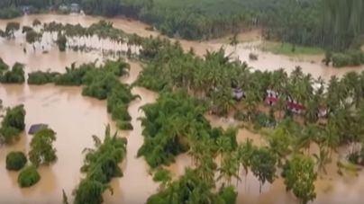Cerca de 1.000 muertos en India tras las fuertes inundaciones