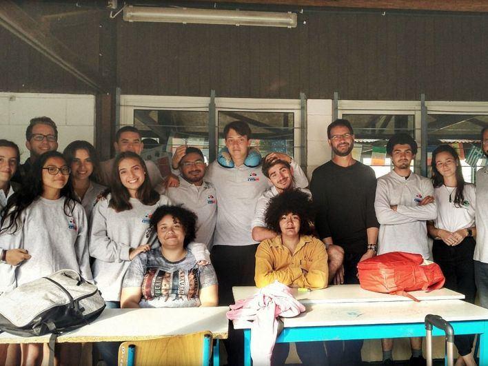 10 jóvenes de Calvià participan en un proyecto en la Isla Reunión
