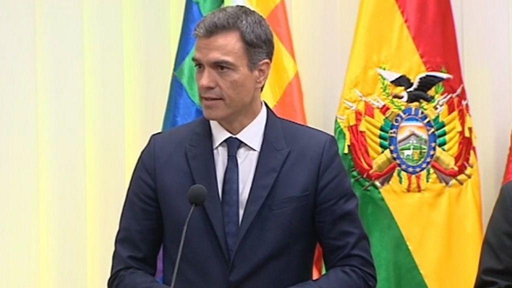 Sánchez renuncia a convertir el Valle de los Caídos en un museo