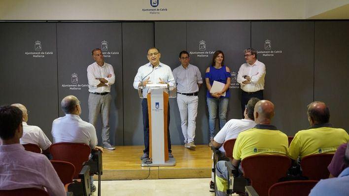 Calvià presenta el Programa Soib Visibles