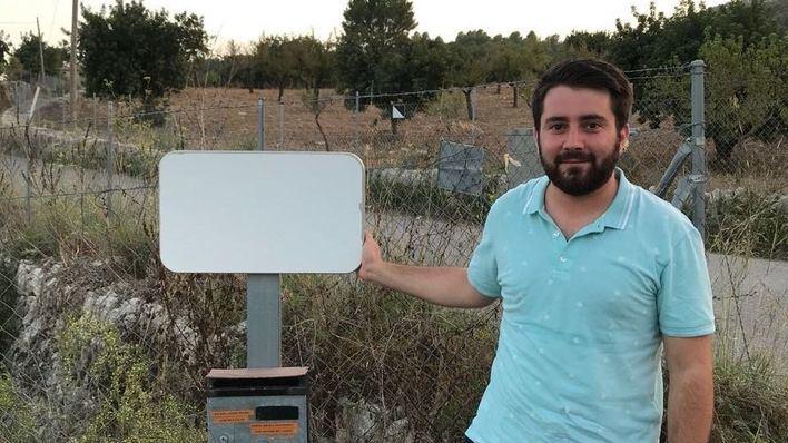 Exigen el mantenimiento de la señalización de los caminos rurales