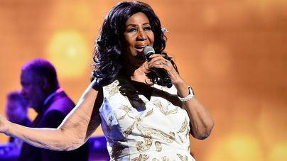 Estrellas de la música se citan en el funeral de Aretha Franklin