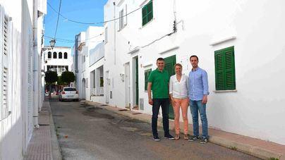 Santanyí invertirá 37.000 euros en mejorar la calle Santueri de Cala d'Or