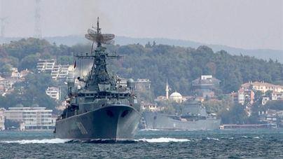 Rusia iniciará maniobras militares en el Mediterráneo