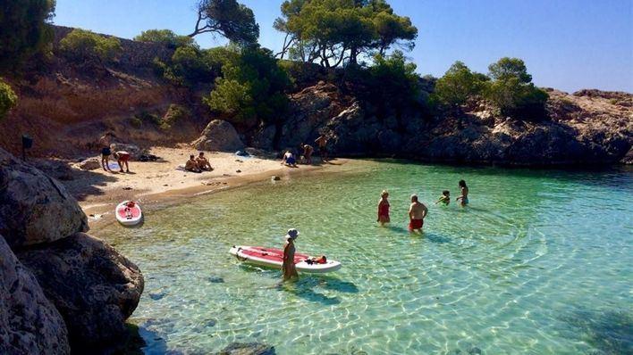 Mallorca es el destino preferido en alquiler vacacional con más de un millón de pernoctaciones en julio