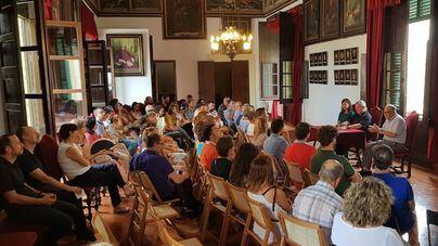 Taltavull se reúne con los colegios diocesanos de Mallorca