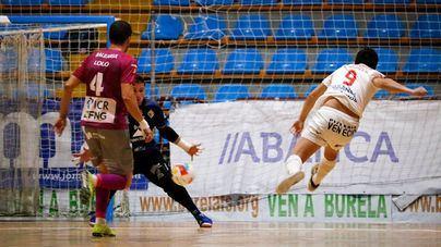 El Palma Futsal se mete en la final del Torneo Burela Bonita