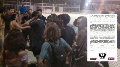 Grupos independentistas denunciarán 'públicamente' que la Policía Local retiró sus pancartas