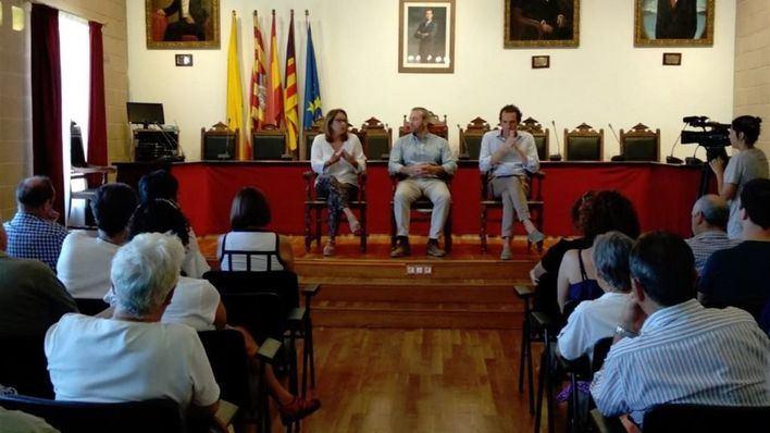 Anuncian un acuerdo para adquirir los cuarteles de Es Castell