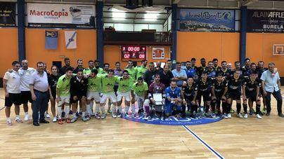 Nuevo triunfo del Palma Futsal que se lleva el Torneo Burela Bonita