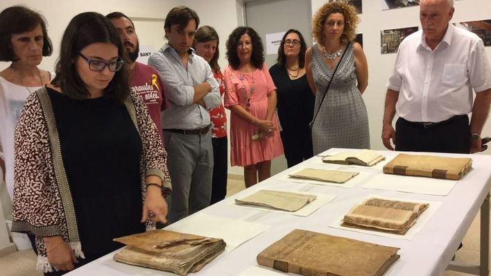 El nuevo Archivo Municipal de Valldemossa recoge el Libro de la Beata