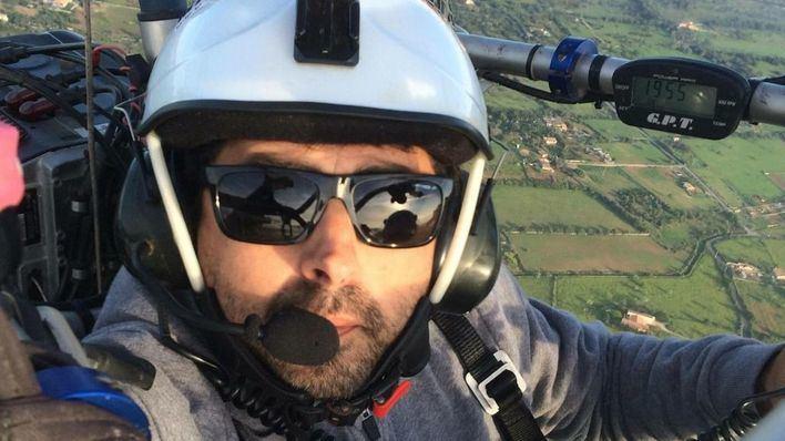 """""""Mallorca es un escenario brutal para la práctica del deporte aéreo"""""""