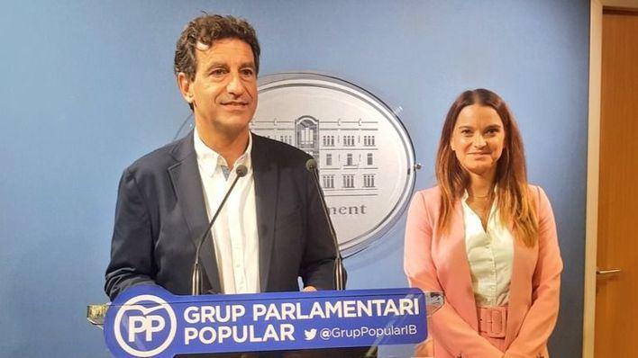 El PP propone una rebaja fiscal para el 80 por ciento de los baleares antes de acabar la legislatura