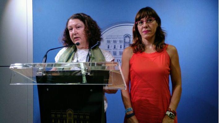 Mae de la Concha sale en defensa de Aligi Molina y Picornell y acusa a Cs de buscar la confrontación