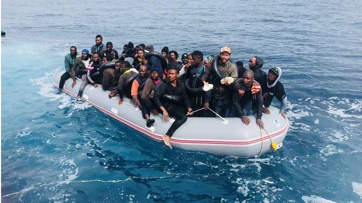 Los migrantes llegados por mar a España ya triplican a los del año pasado