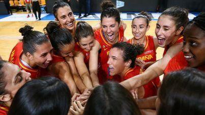 La Selección Femenina de Alba Torrens se prepara para el Mundial