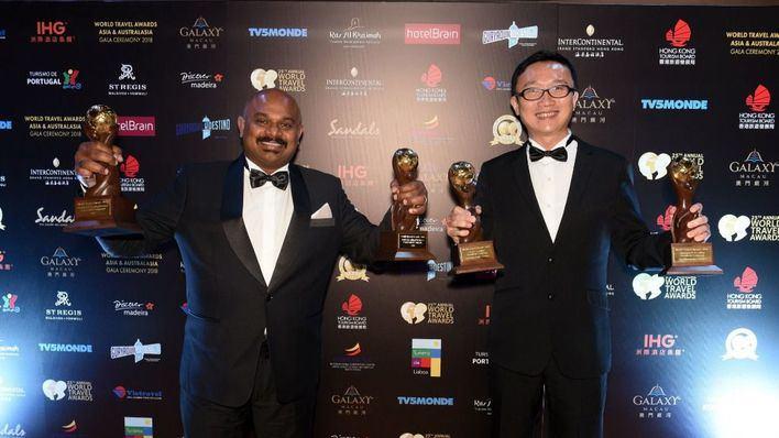 Sixt, premiado en cuatro categorías en el Worl Travel Awars en Asia