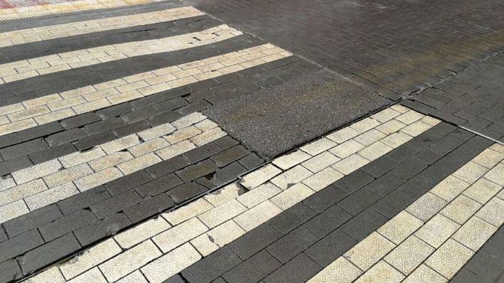 Cort invierte 635.000 euros para asfaltar la segunda línea de la Playa de Palma