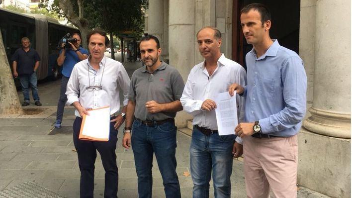 Afedeco, Pimeco, Pimem y Caeb denuncian en los juzgados a Aligi Molina por llamarles racistas