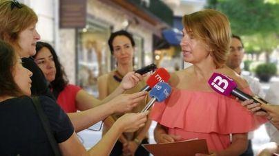 """Marga Durán al alcalde Noguera: """"Cort ha estado de vacaciones tres años y ahora culpa al PP de los vertidos"""""""