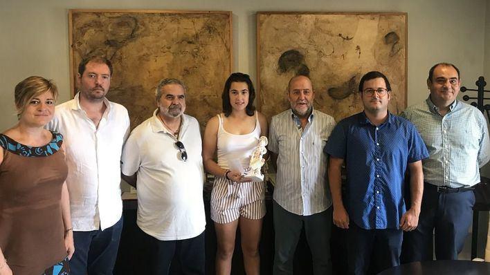 Marratxí rinde homenaje a Cata Coll, 'orgullosa de ser marratxinera'
