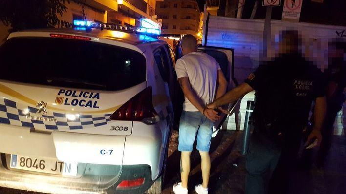 Desarticulada una banda de cuatro ladrones que operaba en Sant Antoni