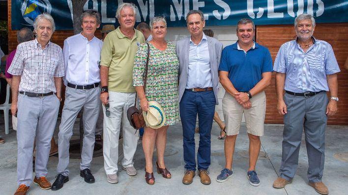 El Club de Vela Puerto de Andratx festeja su 50 aniversario
