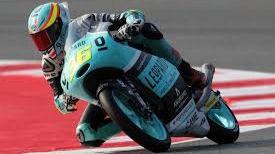 Mir, quinto en el Gran Premio de San Marino de Moto2