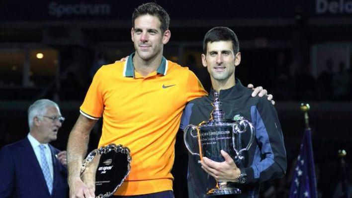 Djokovic conquista su tercer US Open tras imponerse a Del Potro