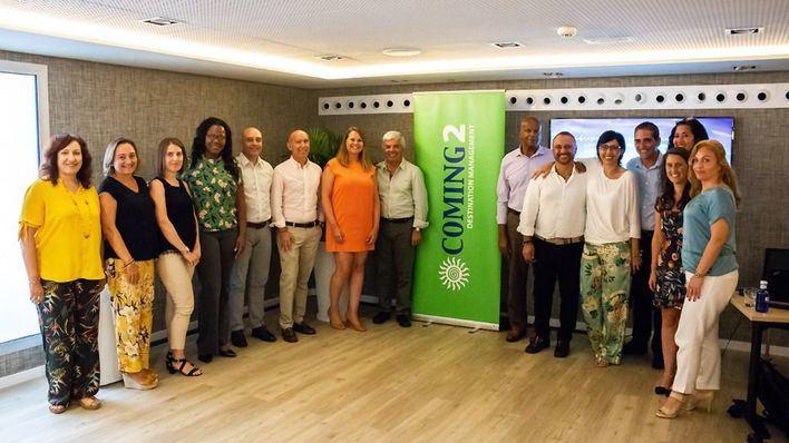 Coming2 reúne a sus delegados de todo el mundo en sus Jornadas de Trabajo anuales en Palma