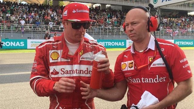 Raikkonen abandonará Ferrari para correr con Sauber en 2019