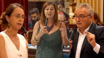 Ciudadanos y El PI reprochan a Armengol los vertidos fecales: