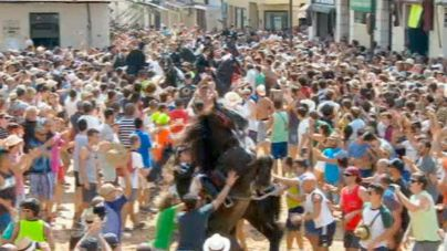 Hallada en buen estado la menor de 15 años desaparecida en las fiestas de Gràcia
