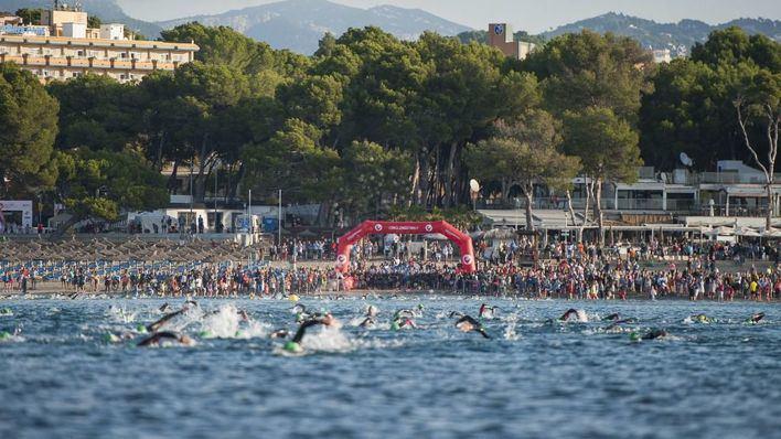 Fibwi retransmitirá el triatlón internacional Challenge Peguera Mallorca