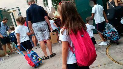 La concertada asume el 31 por ciento de los alumnos que empiezan el curso escolar