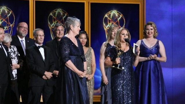 La NASA gana un Emmy por su cobertura del 'Gran Final' de Cassini