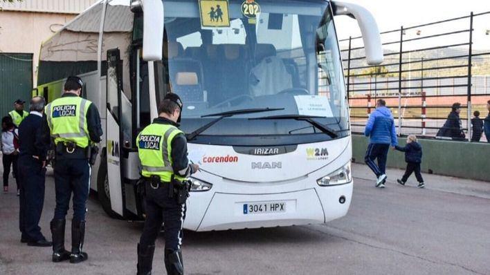 300 agentes de la Policía Local de Palma vigilarán el tráfico durante el curso escolar