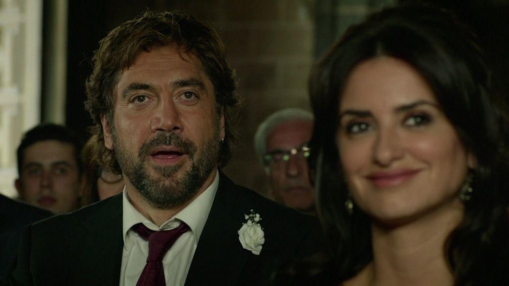 Penélope Cruz y Javier Bardem presentan 'Todos lo Saben'