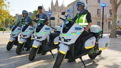 Autoridad Portuaria compra diez motos eléctricas para sus agentes